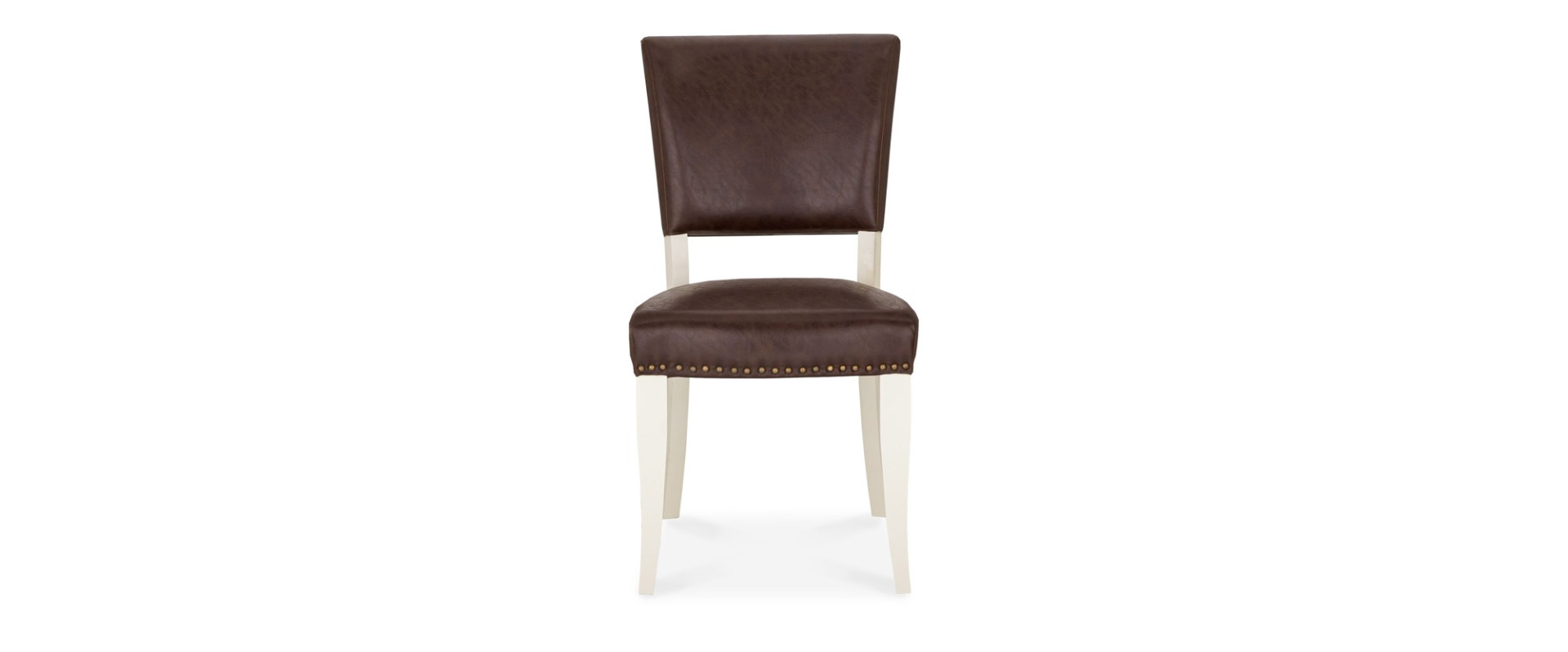 Belgrave Ivory & Rustic Tan Dining Chair