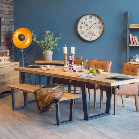 Mix & Match Dining Table and Chairs