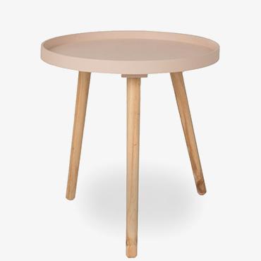 Blush Large Round Table