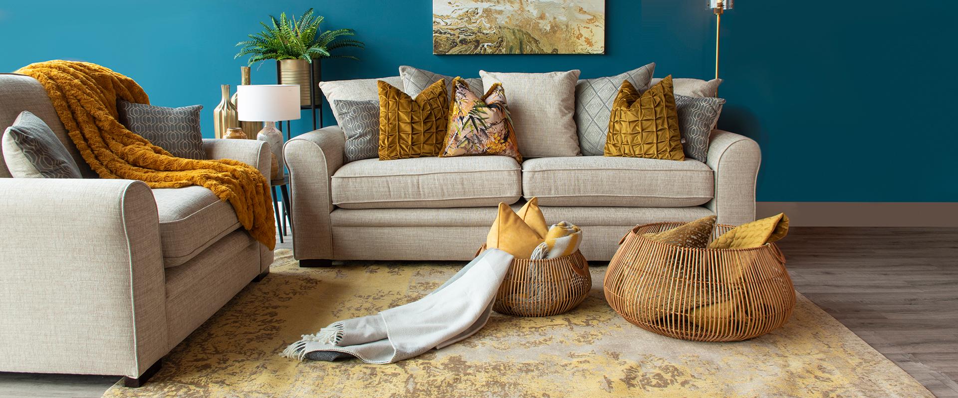 Grafton 4 Seater Sofa