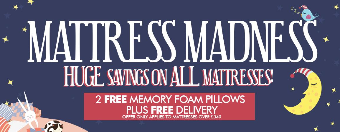 Mattress Madness