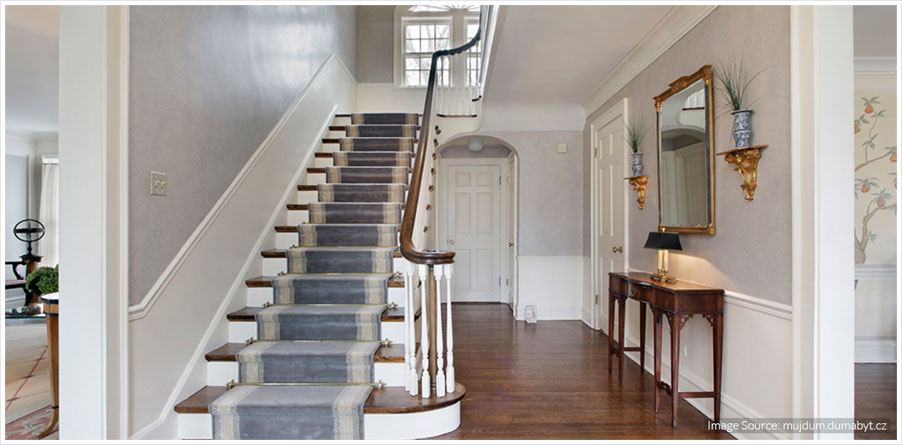 Hallway ideas - Interior decoration ideas for hall ...
