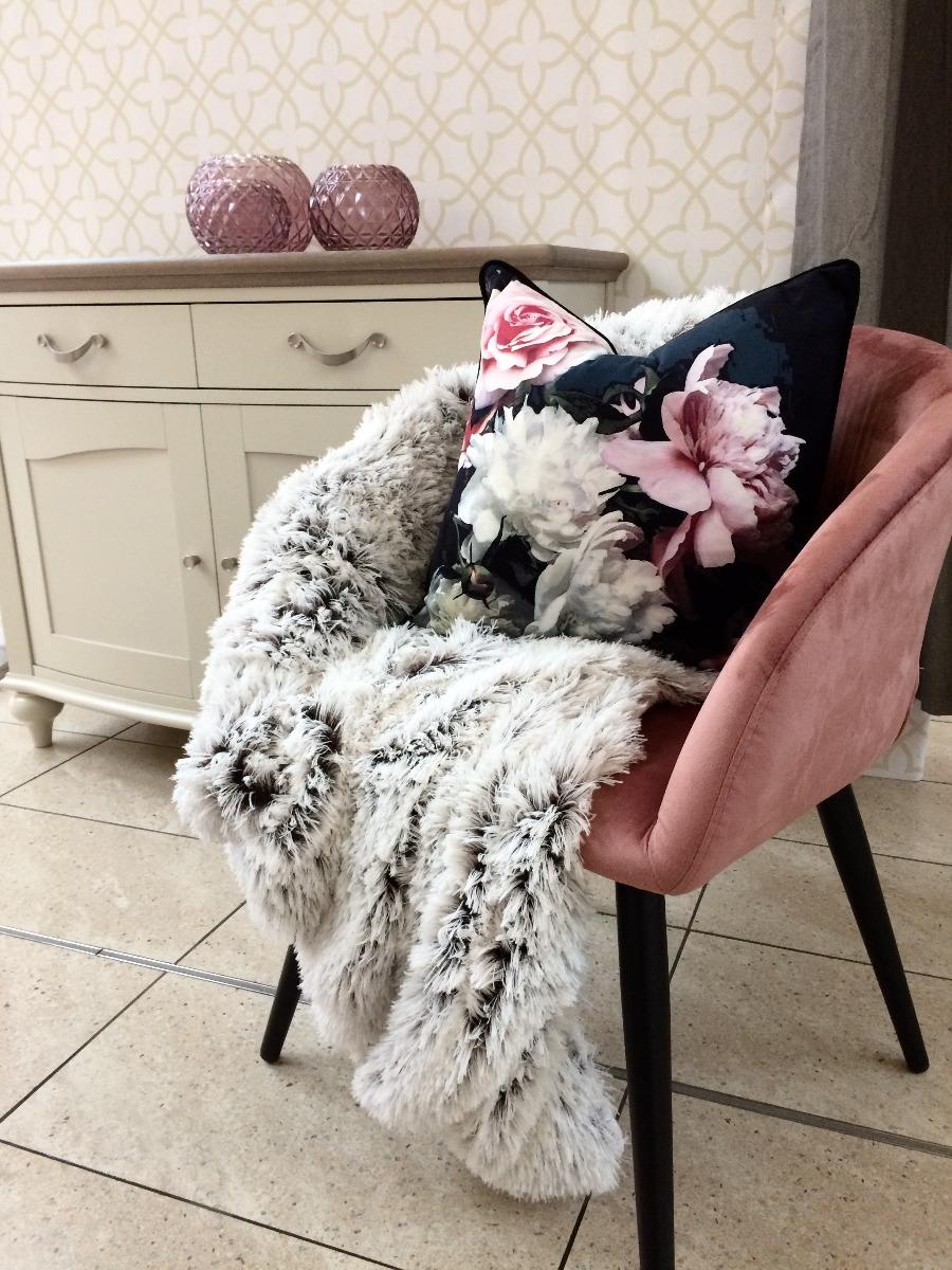 Primrose Chair in Blush Pink