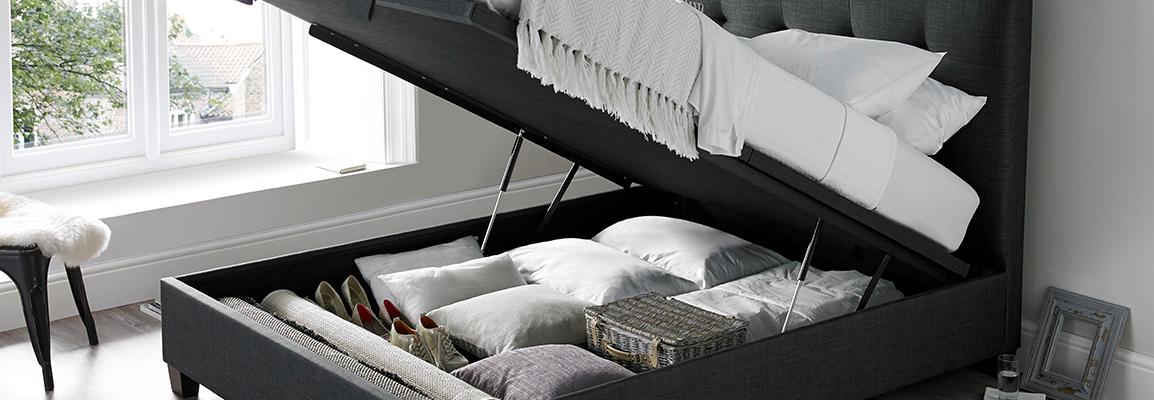 Bed Storage Ideas