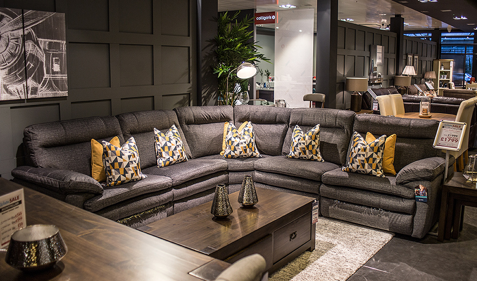 Furniture northern ireland holywood exchange ez living interiors for Living room furniture northern ireland